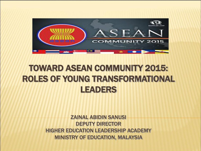 AFLES Asean leaders