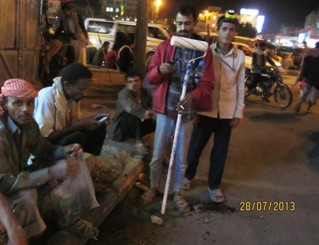 ارتفاع البطالة في أوساط العمال اليمنيين بشكل جنوني