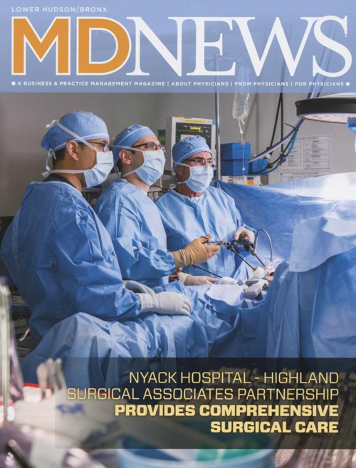 NyackHospital: HighlandSurgica Associates : MD News