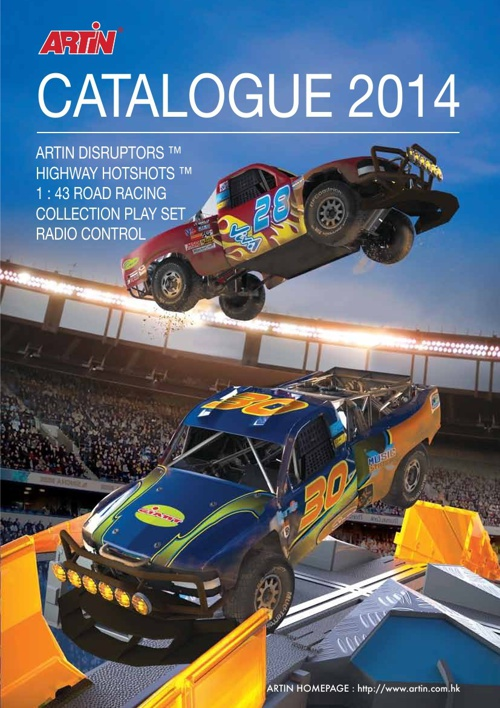Artin 2014 catalogue