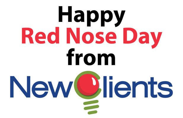 Red Nose Day at NewClients