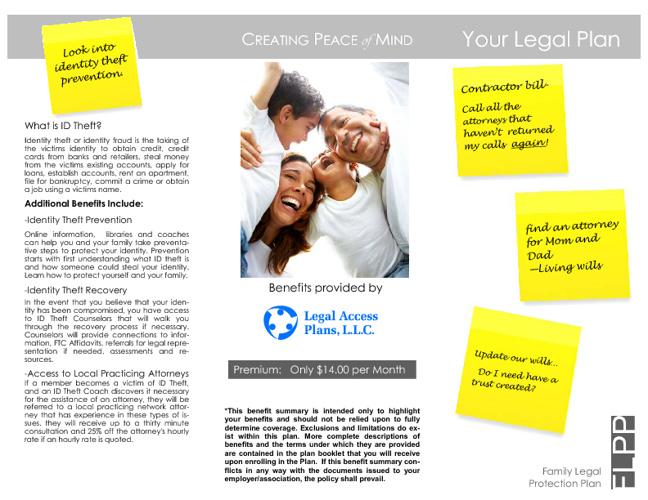 legal access plan