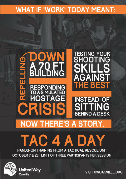 TAC 4 A DAY