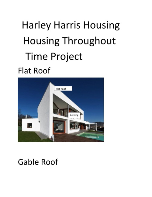 Harris throughout Time Project