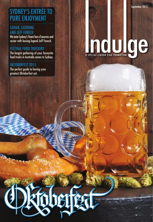 Indulge September 2015