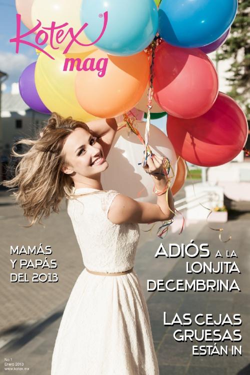Kotex Mag 2013