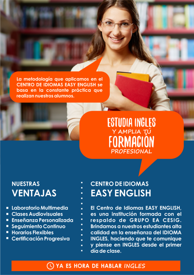 CATALOGO EASYENGLISH