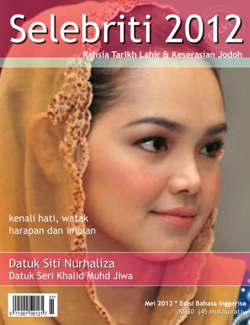 Siti Nurhaliza - Rahsia Tarikh Lahir 2012