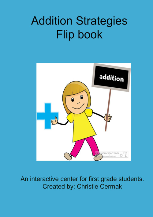 Addition Flipbook