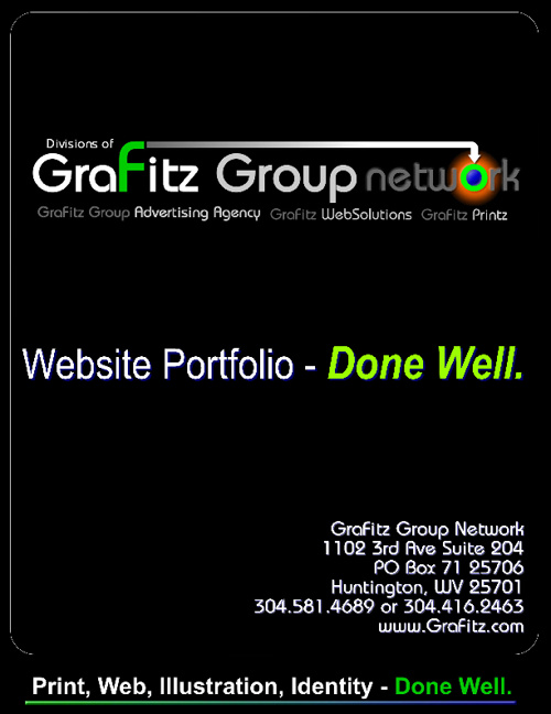 GraFitz Group Network Website Portfolio