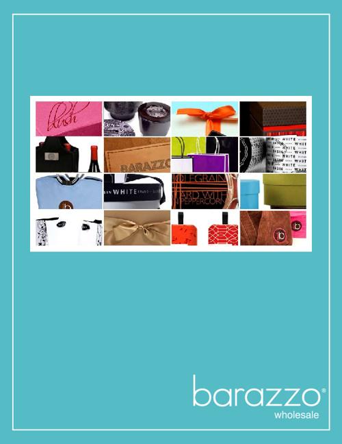 Barazzo wholesale catalog