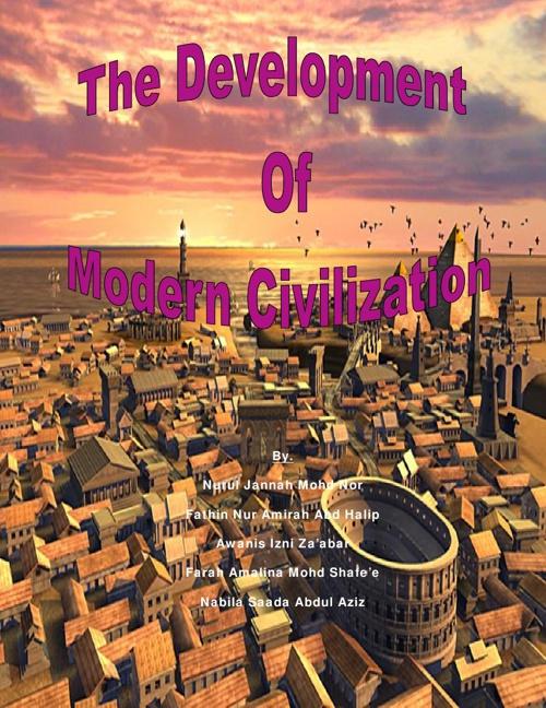 Development of Modern Civilization