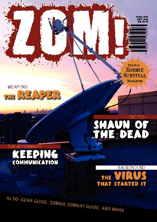Zom: Issue 1