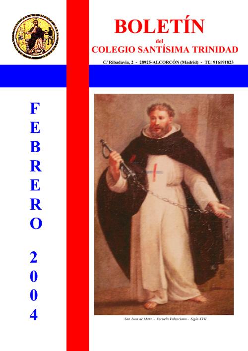 Revista Trinitarios 2004