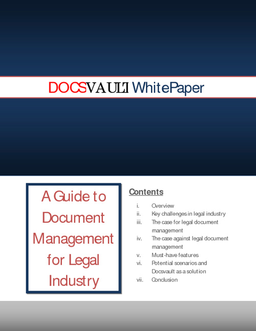 Legal Whitepaper