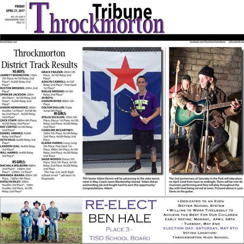 Throck wk 35