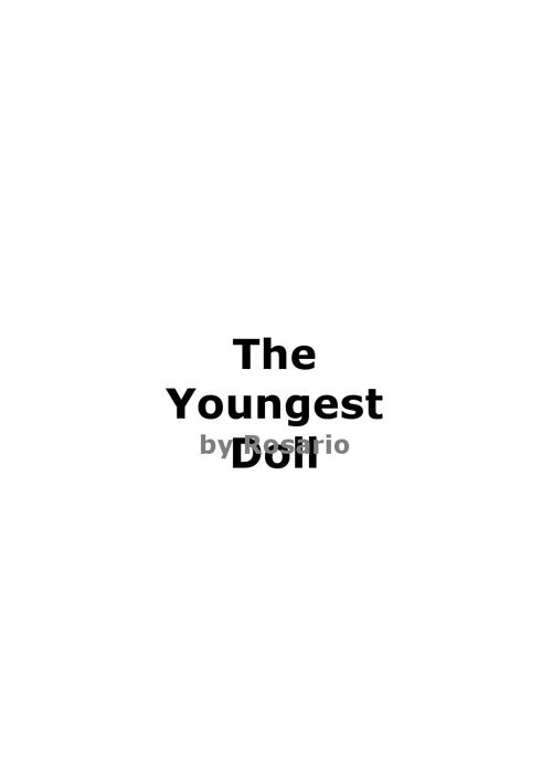 The Youngest Doll by Rosario Ferre