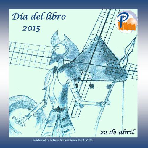 PROGRAMA DIA DEL LIBRO PABLO VI 2015