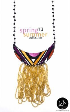 Yumnah Najah Spring Summer 13
