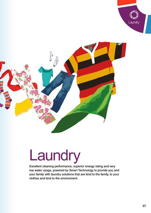 Parmco Collection 2014 Laundry
