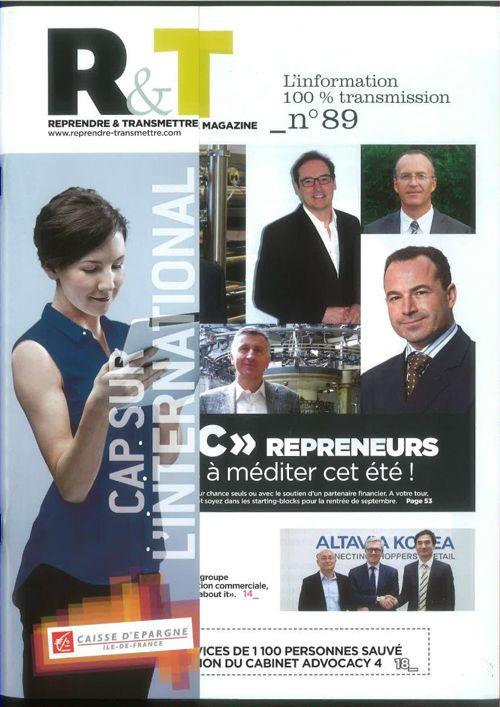 R&T Magazine n°89 - 3 questions à Catherine Bergaud, Mazars