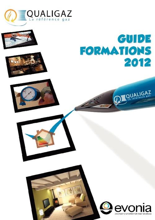Guide de formations 2012