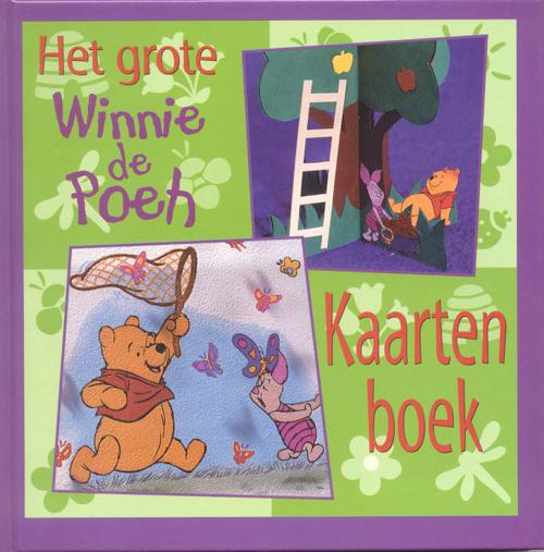 Het grote winnie de pooh kaartenboek