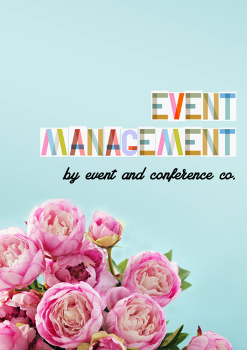 Event Management by Event and Conference Co.