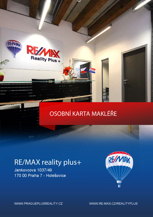 Brozura Remax Plus