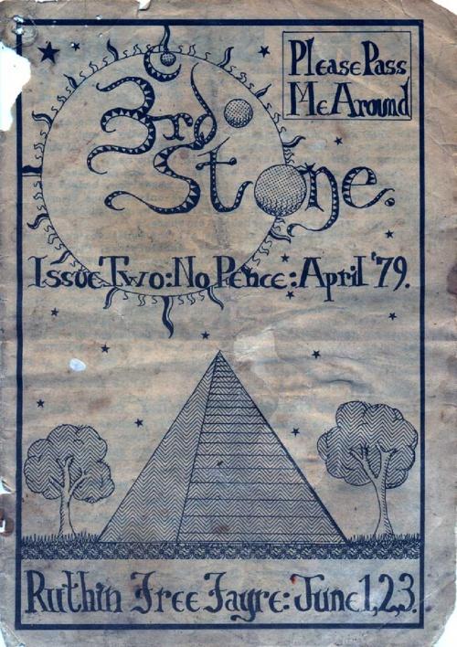 3rd Stone April 79