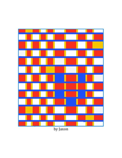 In the Style of Mondrian: Computer Assisted Art