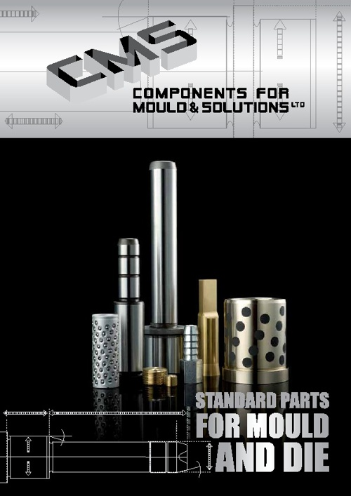 CMS Components for Mould & Solutions Ltda.