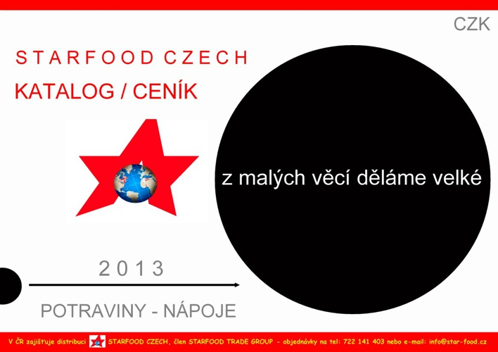 STARFOOD CZECH