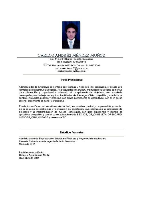 Carlos A. Méndez