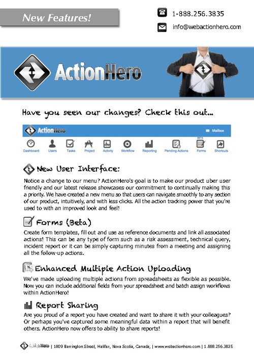 NEW Features! ActionHero 2.0