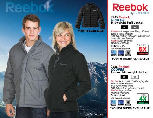 Reebok Retail