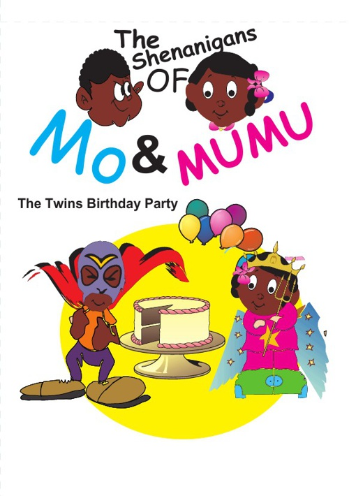 THE TWINS BIRTHDAY PARTY