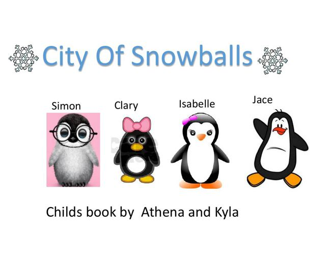 city of snowballs