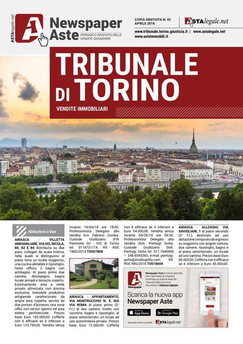Torino aprile 2018