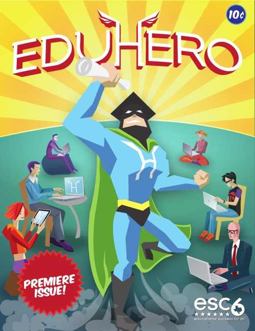 Eduhero Comic - Premiere Issue