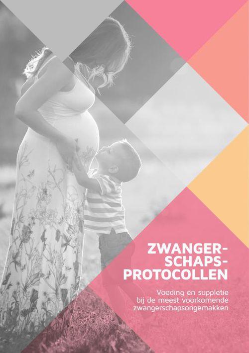 Zwangerschapsprotocollen. Voeding en suppletie bij de meest voor