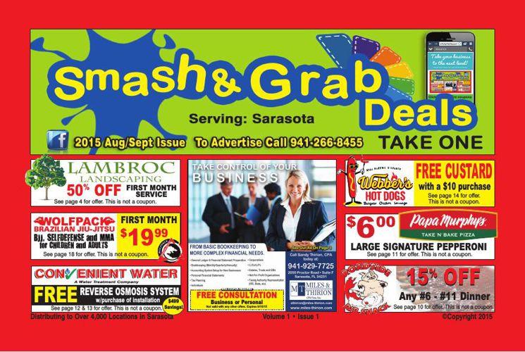 Smash & Grab Deals