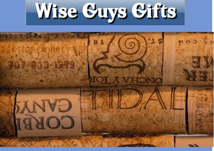 Wise Guys Gifts @ www.wiseguysgift.com