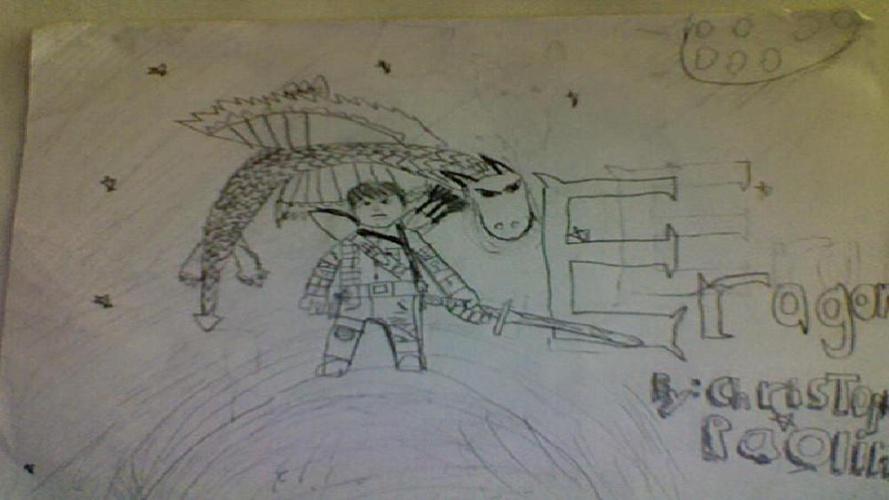 Garrett's Flipbook _ Eragon