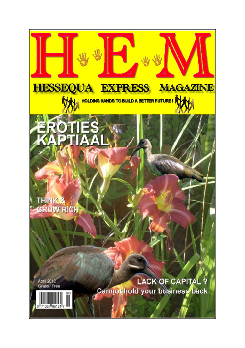 HEM April/May 2012 Issue