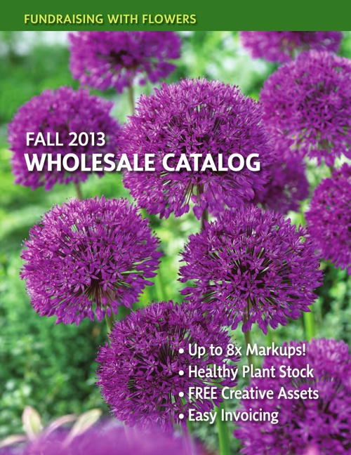 Fall 2013 Wholesale Catalog