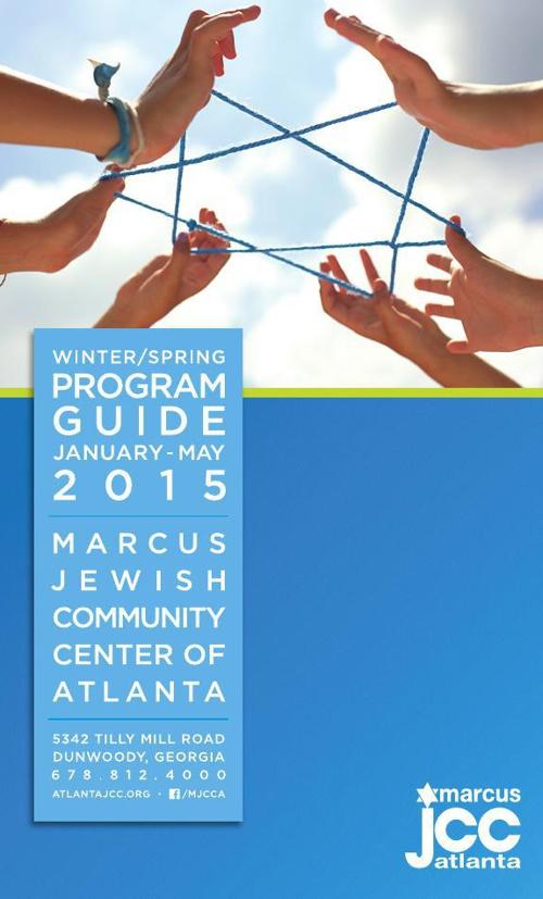 MJCCA Program Guide | Winter/Spring 2015