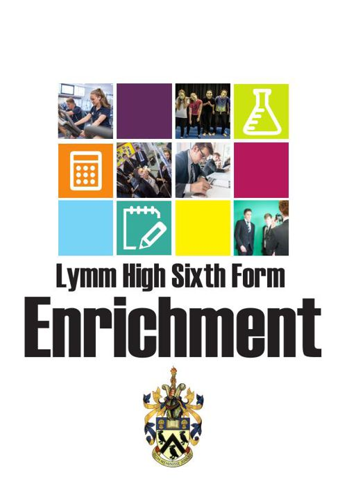 sixth form enrichment booklet