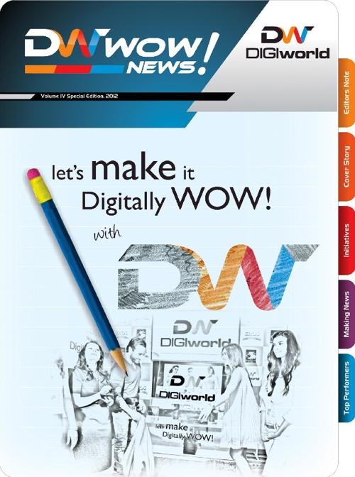 DIGIworld Newsletter