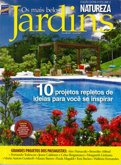 OS MAIS BELOS JARDINS